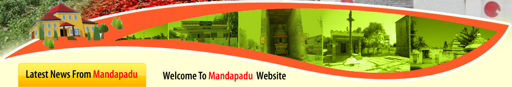 Welcome To Mandapadu Website